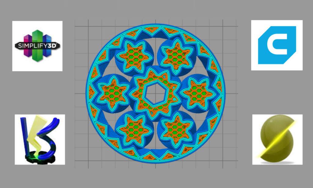 3D-Druck und Slicing-Software