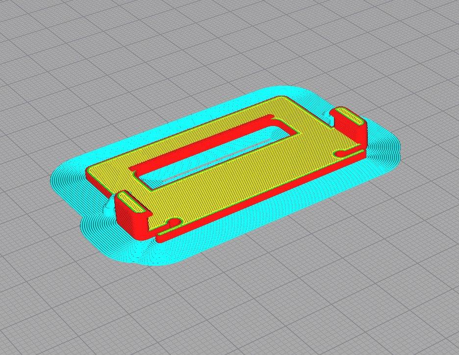 Entwurfsdatei des vom GarageLab entwickelten Clips