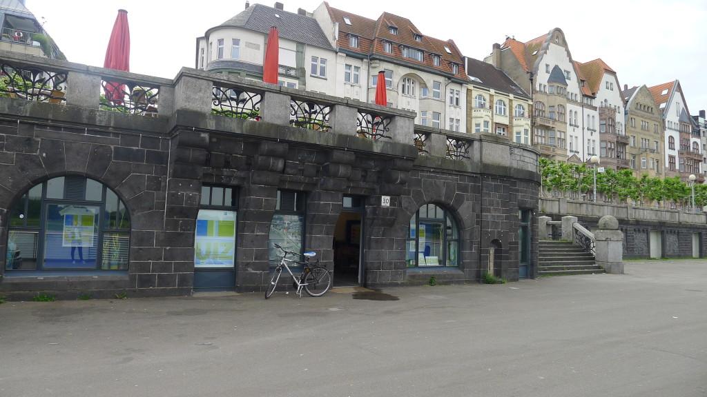 Umwelt- und Informationszentrum, Düsseldorf