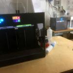 GarageLab Craftbot 3D-Drucker im Einsatz