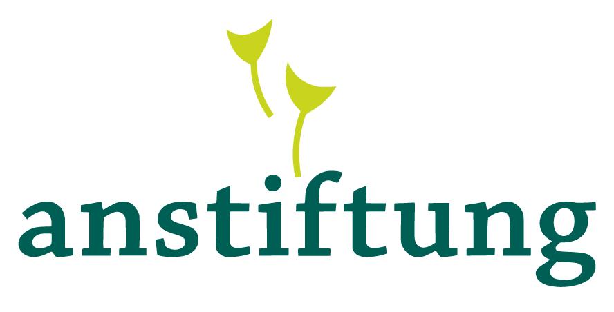 Logo der Stiftung Anstiftung