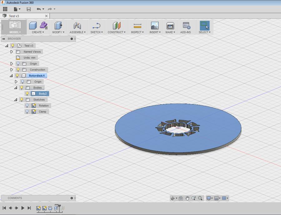 Workshop Autodesk Fusion360
