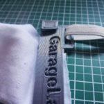 garagelab Mund-Nase-Maske Clipentwicklung - Stufe 6