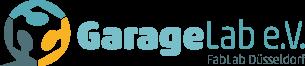 Das Logo des GarageLab e.V. Düsseldorf