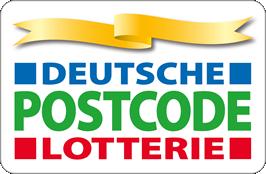 Logo der Postcode Lotterie